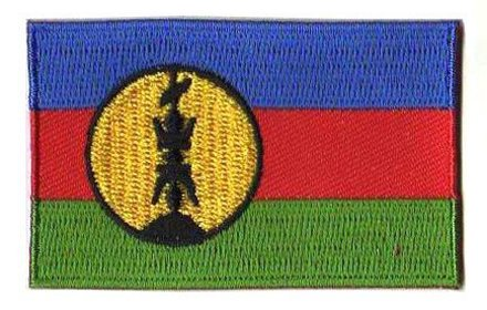 flag patch New Caledonia