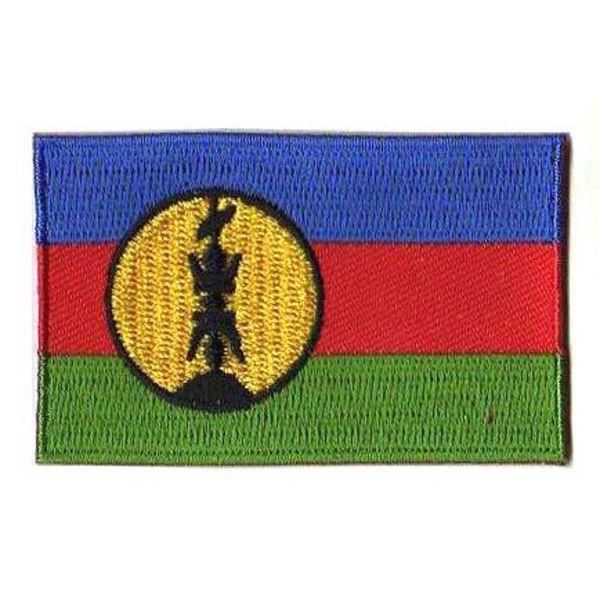 Flagge Patch Neukaledonien