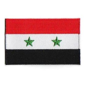 BACKPACKFLAGS flag patch Syria