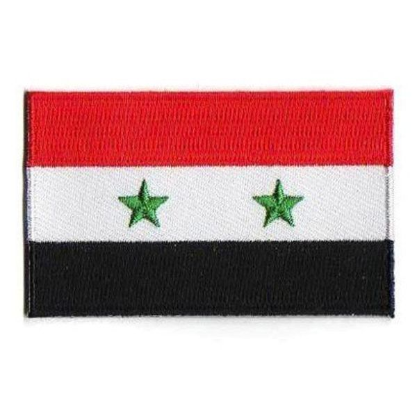 flag patch Syria