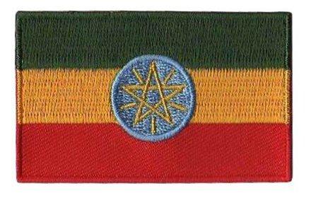 flag patch Ethiopia