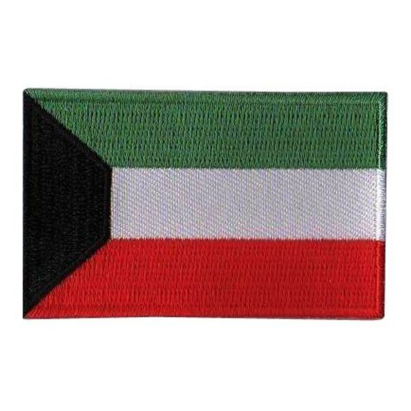 BACKPACKFLAGS flag patch Kuwait