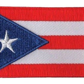 flag patch Puerto Rico