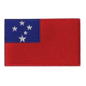 BACKPACKFLAGS flag patch Samoa
