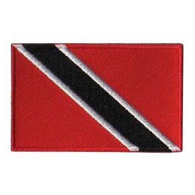 BACKPACKFLAGS flag patch Trinidad and Tobago