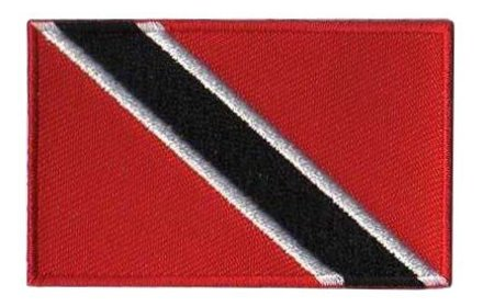 vlag patch Trinidad en Tobago