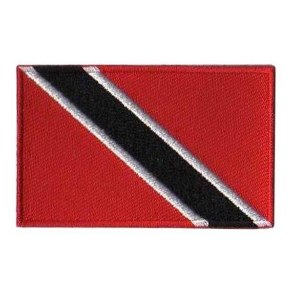 Flaggenpatch Trinidad und Tobago