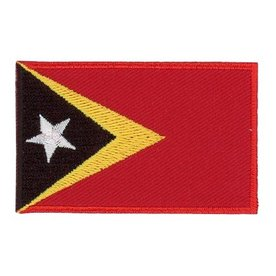 flag patch East Timor