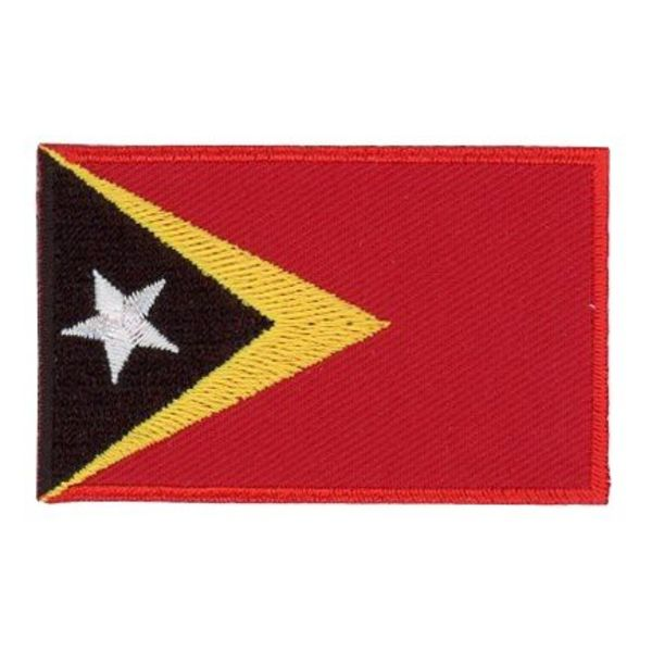 BACKPACKFLAGS flag patch East Timor