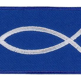 BACKPACKFLAGS flag patch Christian