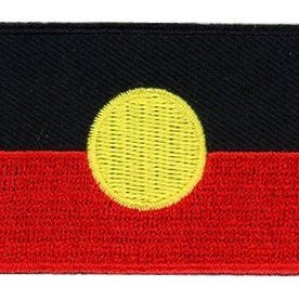 flag patch Aborigines