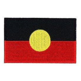 flag patch Aboriginal