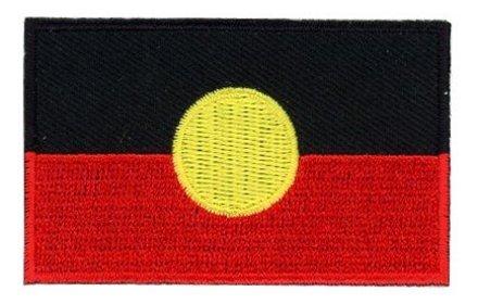 vlag patch Aboriginal