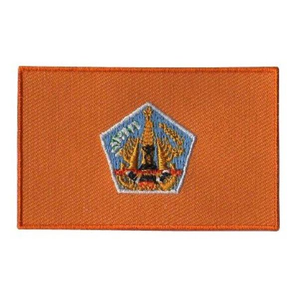 BACKPACKFLAGS flag patch Bali