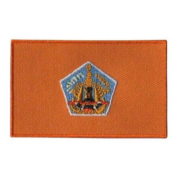 Bali Flagge Patch