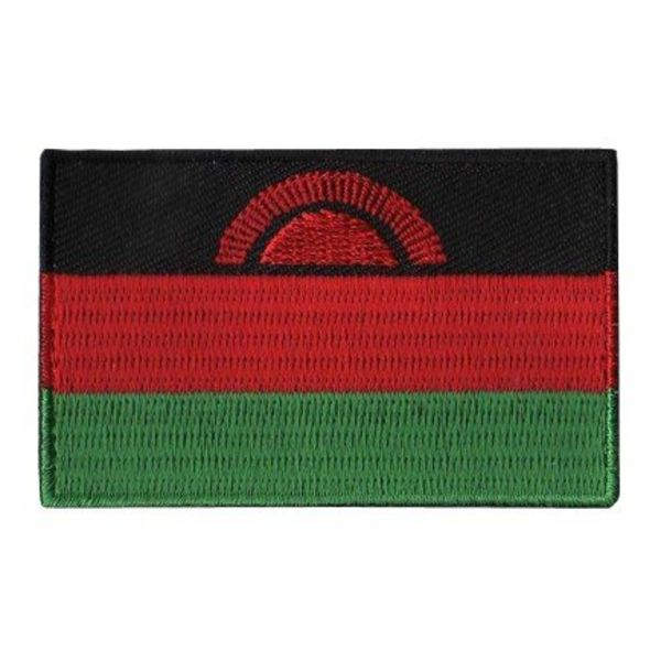 BACKPACKFLAGS flag patch Malawi