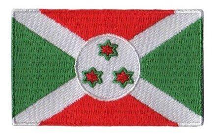 flag patch Burundi