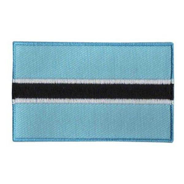 BACKPACKFLAGS flag patch Botswana