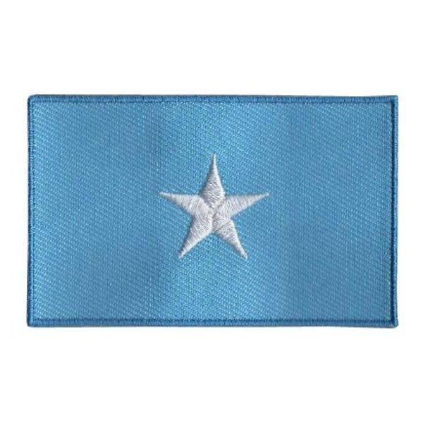 BACKPACKFLAGS flag patch Somalia