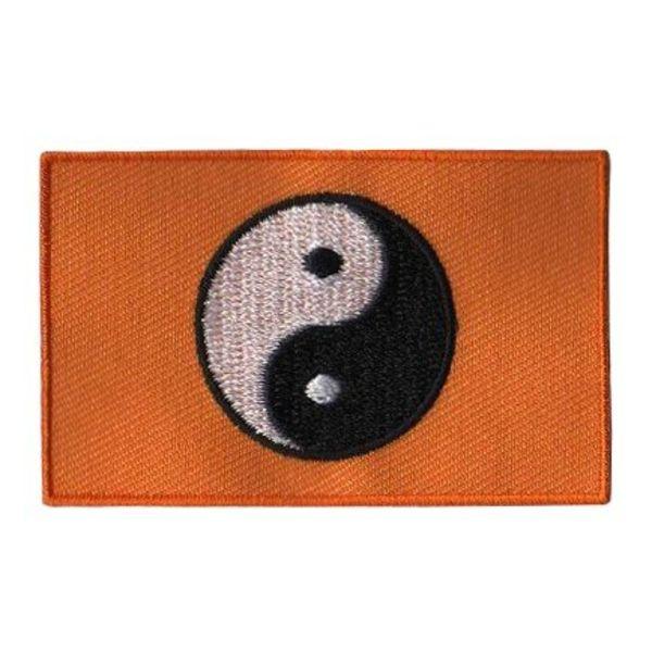 flag patch Yin Yang