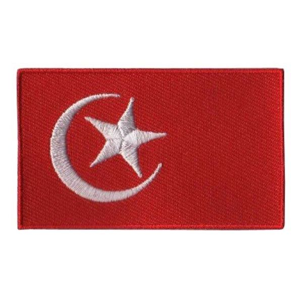 Flaggenflicken Islam