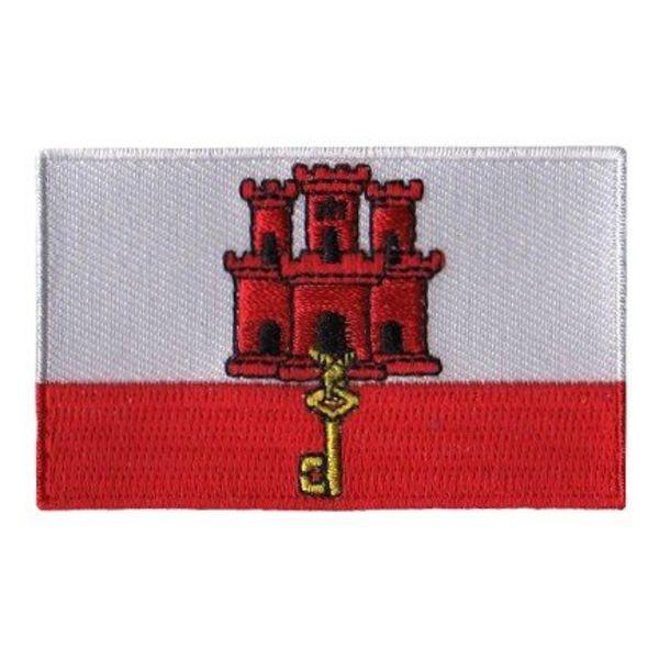 Flagge Gibraltar