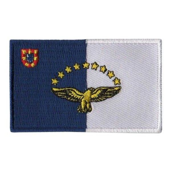 BACKPACKFLAGS flag patch Azores