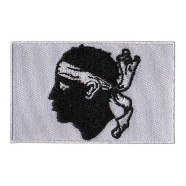 BACKPACKFLAGS flag patch Corsica