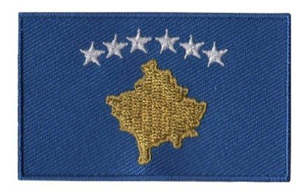 flag patch Kosovo
