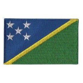 flag patch Solomon Islands