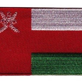 flag patch Oman