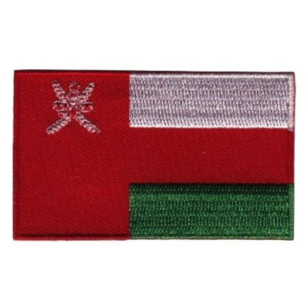 flag patch Oman