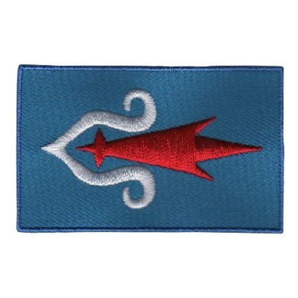 BACKPACKFLAGS flag patch Ainu