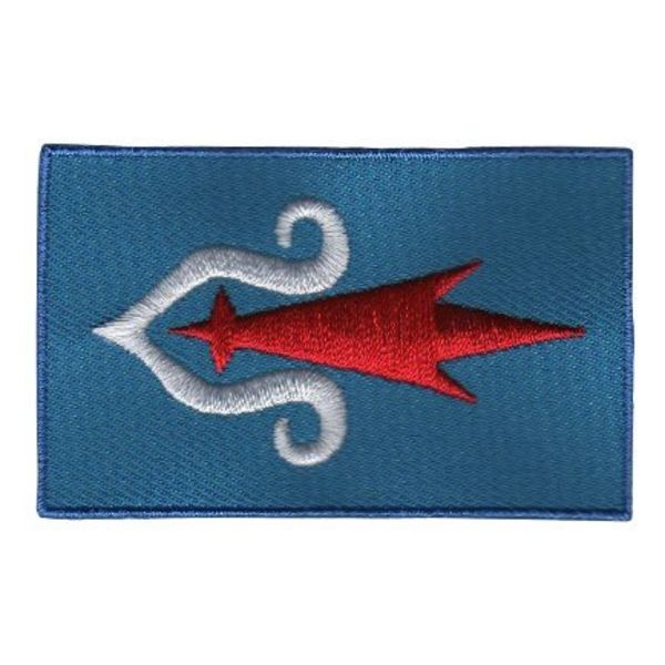 Flag Patch Patch Ainu