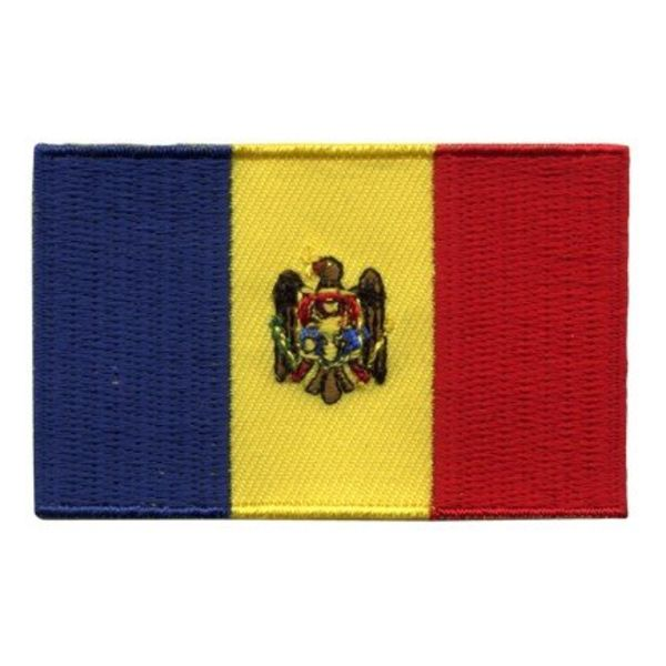 BACKPACKFLAGS flag patch Moldova