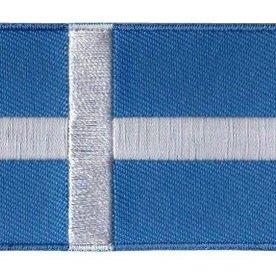 BACKPACKFLAGS flag patch Shetland