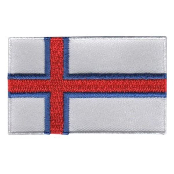 flag patch Faroe Islands