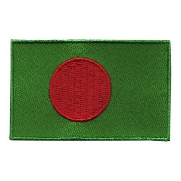 BACKPACKFLAGS flag patch Bangladesh