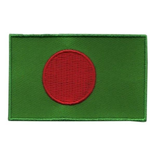 Flagge Patch Bangladesch