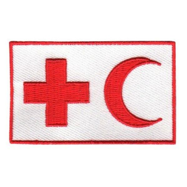 flag patch IFRC