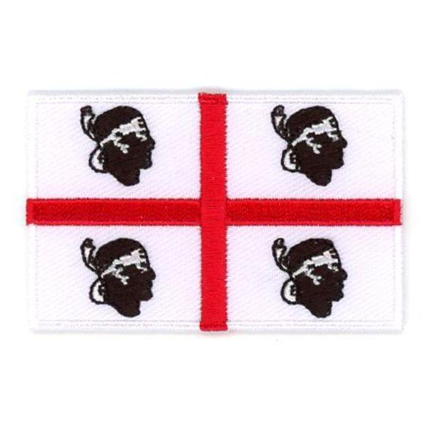flag patch Sardinia