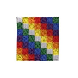 BACKPACKFLAGS flag patch Wiphala