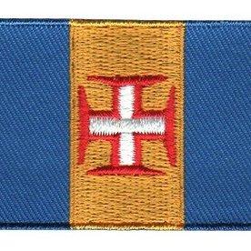 Flaggenpatch Madeira