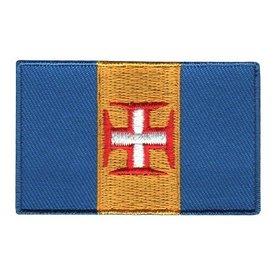 flag patch Madeira
