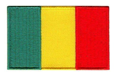flag patch Mali
