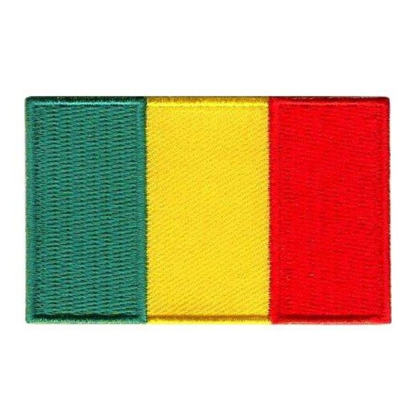 BACKPACKFLAGS flag patch Mali