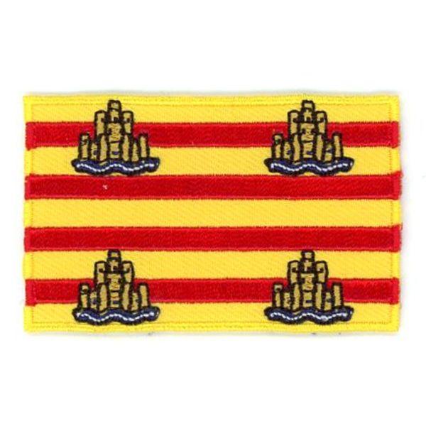 flag patch Ibiza