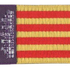 Flagge Patch Mallorca