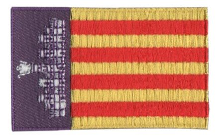 vlag patch Mallorca
