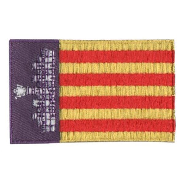 flag patch Mallorca